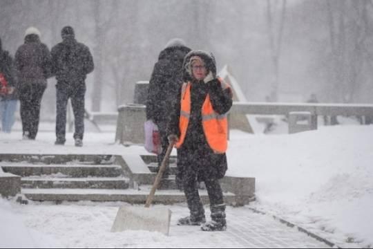 Саратовцев предупреждают ометели иплохой видимости на трассах