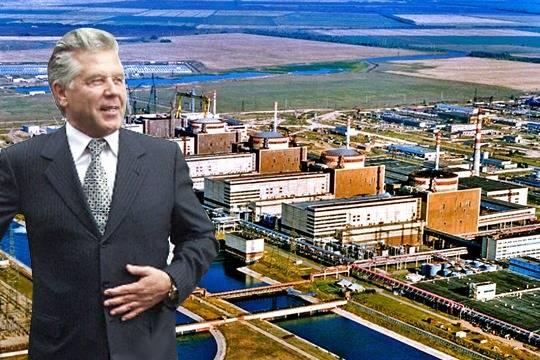 Вид на Балаковскую АЭС, откуда Павел Ипатов пришел в кресло губернатора Саратовской области