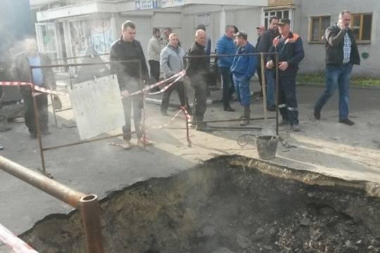 Коммунальщикам дали месяц на устранение последствий вскрышных работ