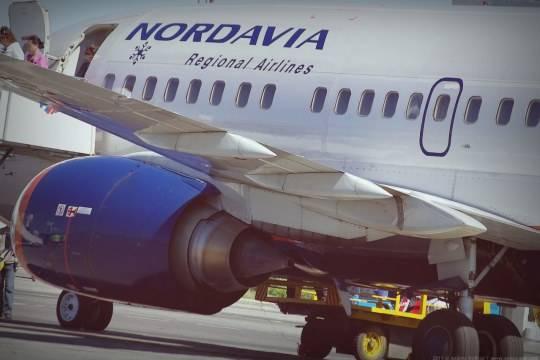 Право проведения рейсов Орск— Москва передали авиакомпании «Нордавиа»