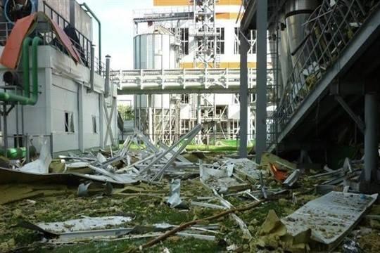 Скончалась четвертая пострадавшая от взрыва на балаковском маслоэкстракционном заводе
